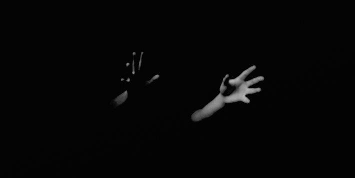 angst for mørke