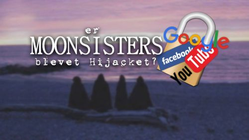 Moonsisters hijacket af Nanna Bøge Bomholt