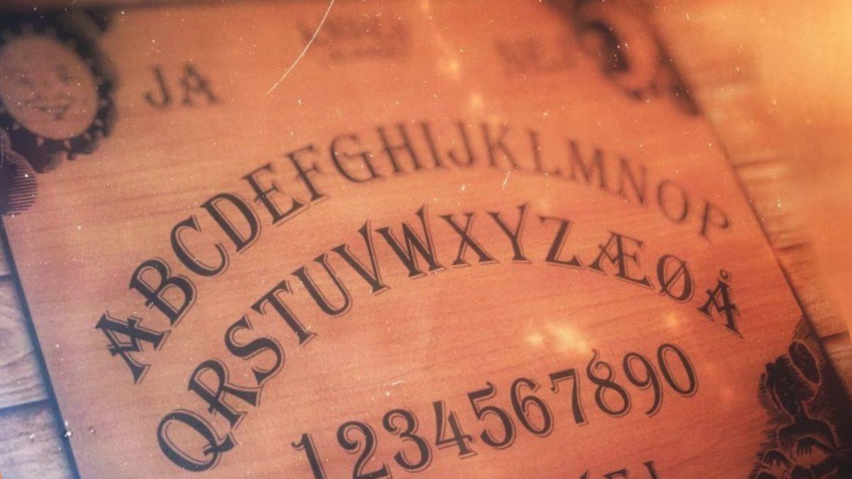 Lav dit eget Ouija-board